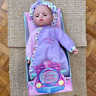 New Hello Baby Darling Doll