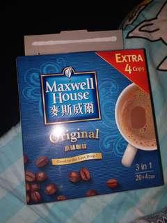麥斯威爾經典原味三合一速溶咖啡 咖啡 即溶咖啡