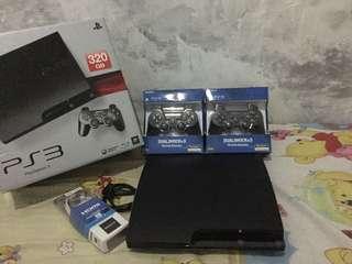 PS 3, 320 GB