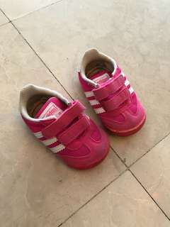 Adidas Shoes size us2