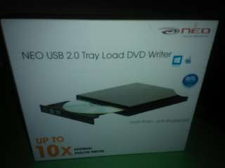USB 2.0 Tray Load DVD writer