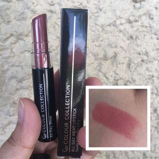 Colour Collection All Day Wear Lipstick (Mild Mocha)