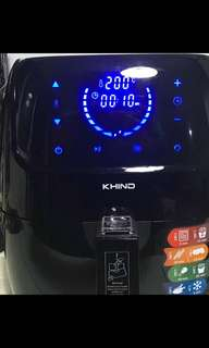 Khind Digital Display Air Fryer ARF3000