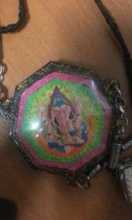 Kruba Krissana Ganesha