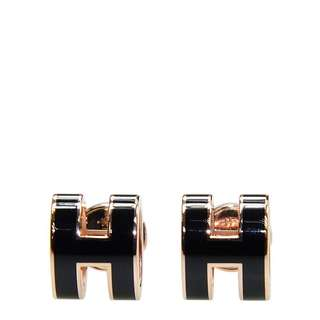 Hermes Pop h earrings