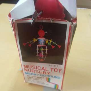 Vintage Musical Toy  Toy Of The 80s