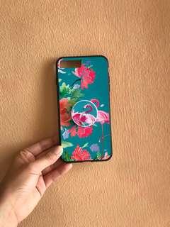 Iphone 7plus floral design