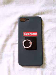 Iphone 7S Plus Supreme w ring holder