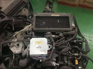 ENGINE SUBARU LEGACY