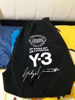 Y-3背囊