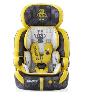 Cosatto Zoomi Group 123 Car Seat - My Robot