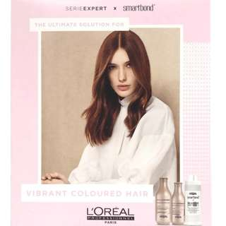 RRP $103 NEW Authentic L'oreal Professional Vitamino Vibrant Coloured Hair Trio Pack