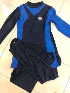Plus Size Muslimah Swimsuit