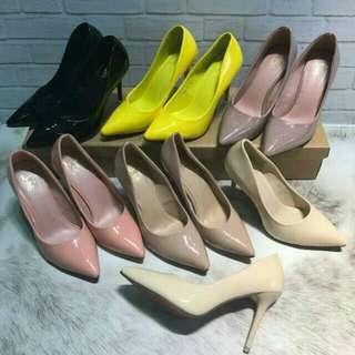 Christian Loboutin heels 9cm