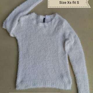 H&M purr sweater