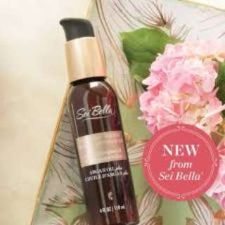 Sei Bella® Argan Nourishing & Strengthening Oil