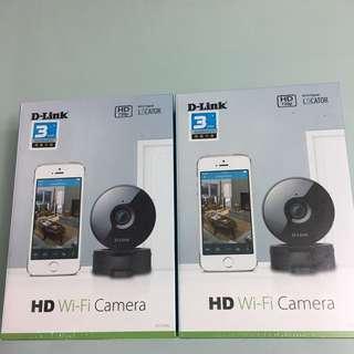 全單有單 3 年保養 閉路電視 D-link DCS-936L HD無線網路攝影機cam