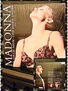LD Madonna 雷射光碟 大碟