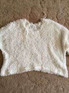 Crop jumper