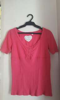 ENERGIE BLOUSE (100% COTTON)