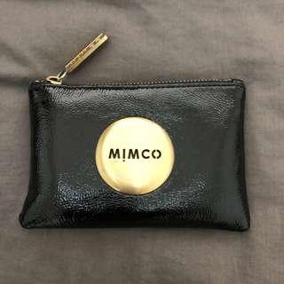 Mimco purse black