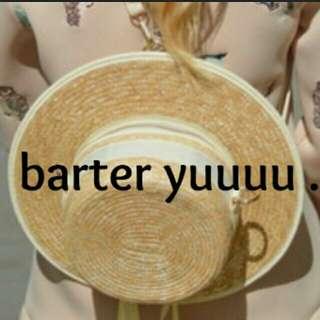 Barterr yuu ...
