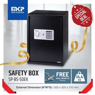 MKP SAFETY BOX SP-BS-50EK