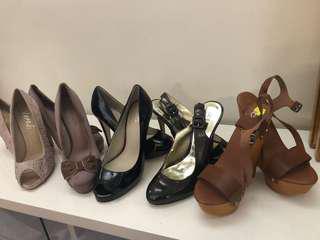 Women's Shoes Size 7 bulk lot