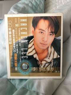 全新未拆 李克勤 - 最多李克勤精選 (2CD+VCD)