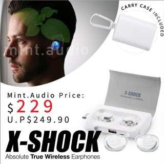 SOUL Electronics X-Shock < White >