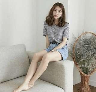 🚚 韓版氣質襯衫