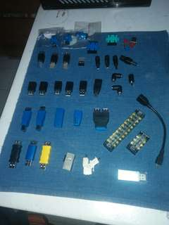Assorted USB Optical Power
