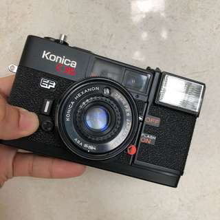 Konica C35 Hexanon 38mm f3.8