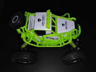4WD RC Crawler 2.4GHz (Lime/Black) With Remote