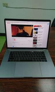 MacBook Pro 15吋(有Touch Bar)太空灰 (買不到3週)
