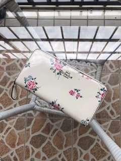 Coach Floral Wallet