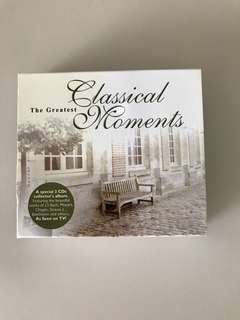 The greatest classical moments