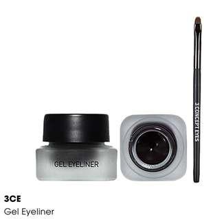 3ce Eyeliner Black