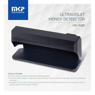 MKP MD-1600 Ultraviolet Money Detector