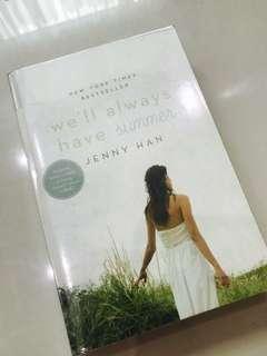 We'll Always Have Summer (Jenny Han)