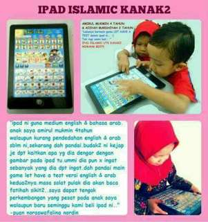 Ipad islamik kids