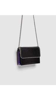 Zara Black Mini crossbody bag