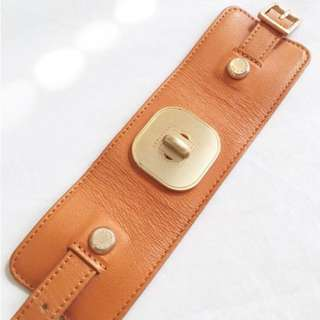 LONGCHAMP authentic leather bracelet