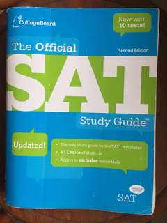 SAT (second edition) GIVEAWAY