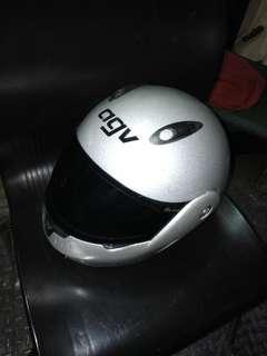 L size AGV GT Open Helmet for sale.