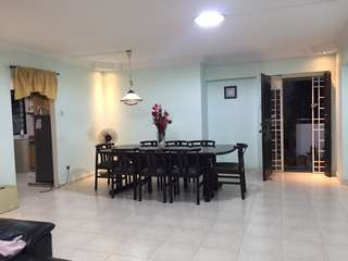 3+1 WOODLANDS BLK 534 WHOLE UNIT FOR RENT!$1,800 NEAR MRT STATION, CALL 94866179 NO AGENT FEES !