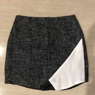 MDS Grey Skirt size S