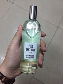 Parfumee Body Shop White Musk