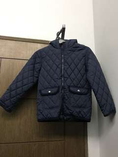 Debenhams Blue Zoo Puffer Jacket