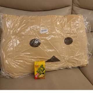 景品-日本直送-阿楞cushion ,60*40CM